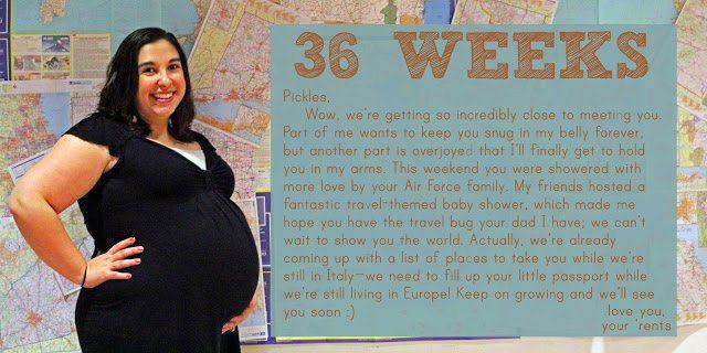 Bumpdate: 36 Weeks