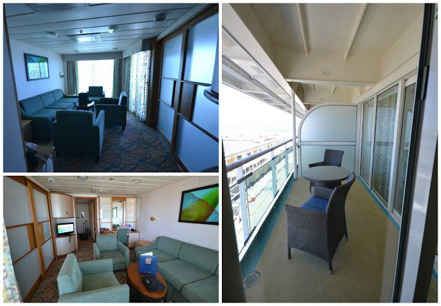 Cruising in Europe: Our Family Suite and Venice