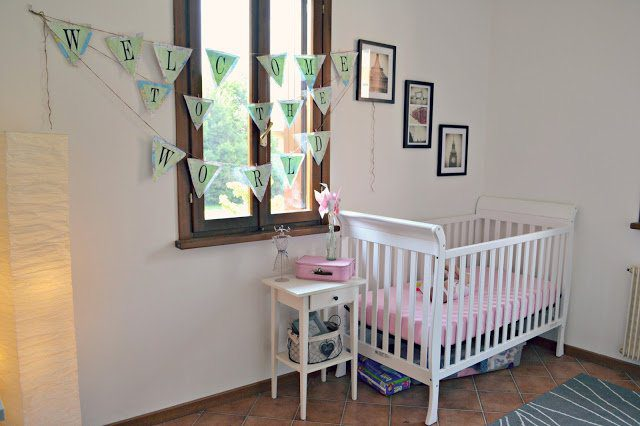 Our Italian Home {nursery}
