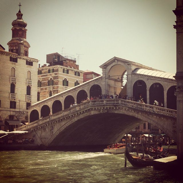 An Afternoon in Venice