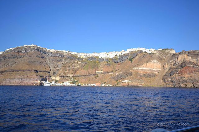 Cruising in Europe: Santorini, Greece
