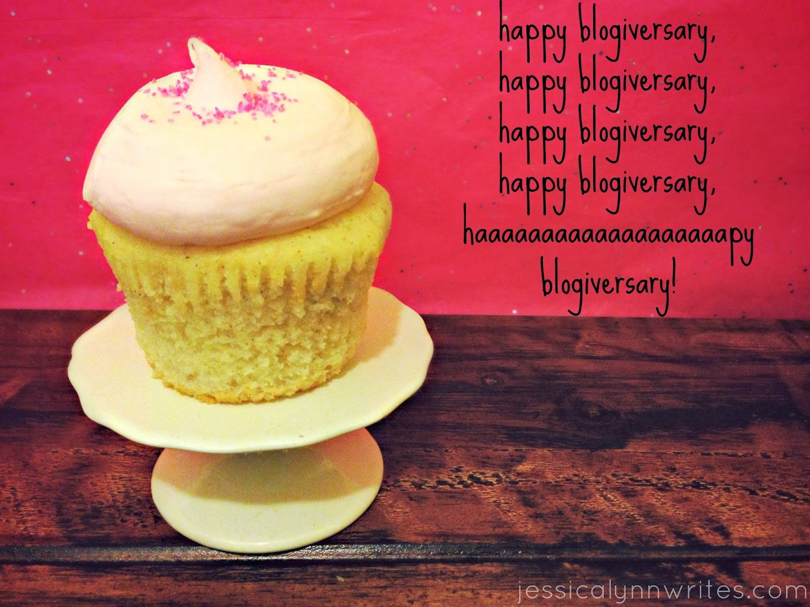 Nine Years Later {a blogiversary}