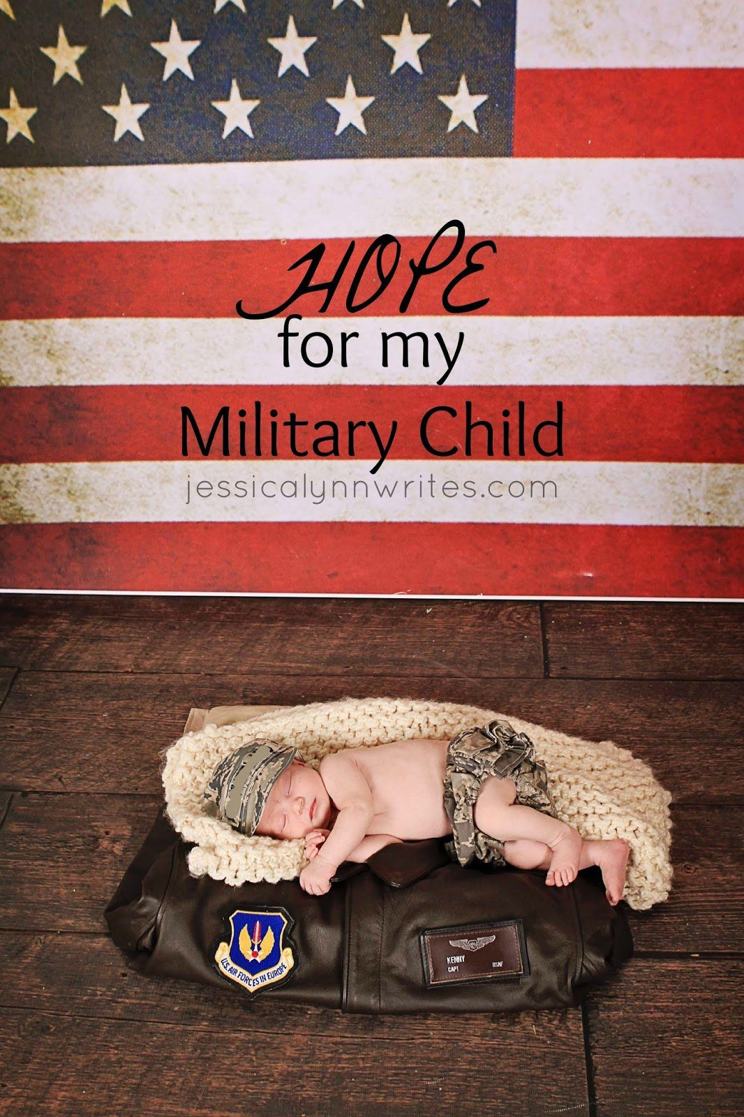 Hope For My Military Child