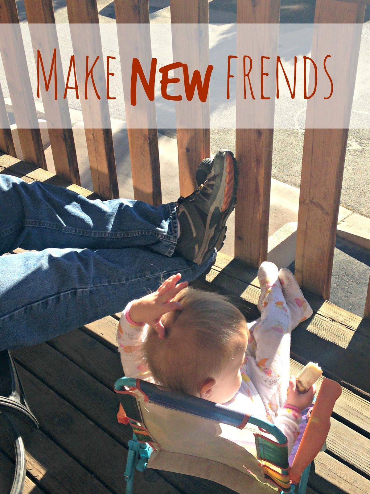 Make New Friends {september}
