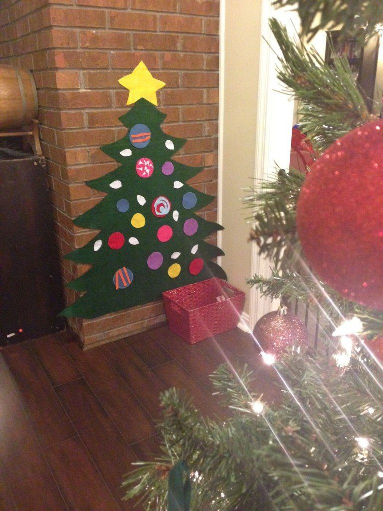 Two Step Round The Christmas Tree