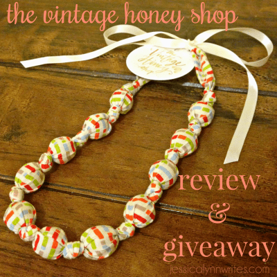 The Vintage Honey Shop Review + Giveaway