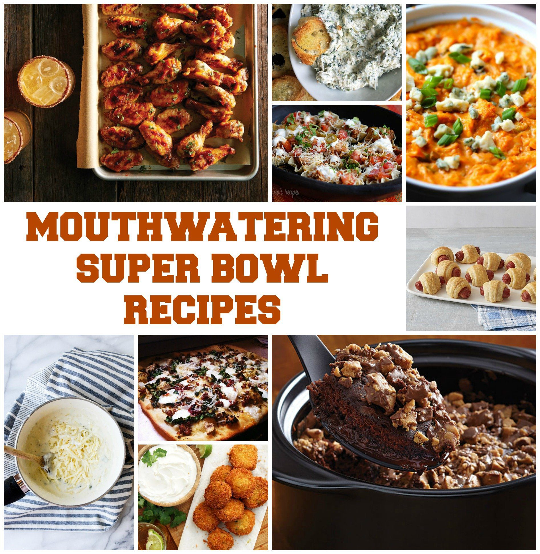 Super Bowl Recipes You NEED To Make