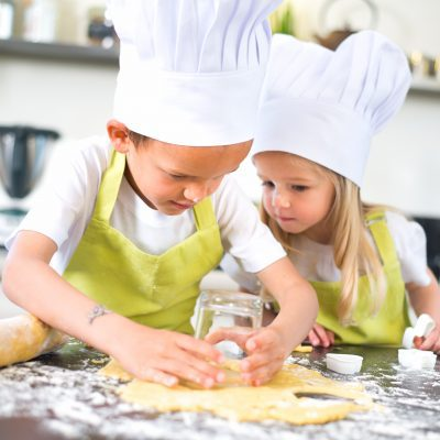 How to Stay Sane When Baking With Kids