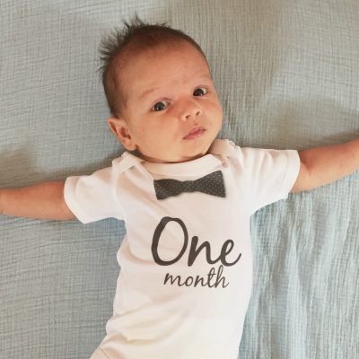 Logan John (one month)