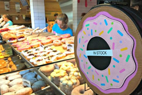 The Donut Bar in San Diego, California