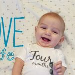 Logan John (four months)