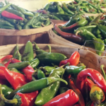 A Love Affair with Green Chile