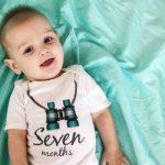Logan John (seven months)