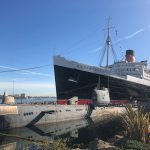 My Possible Encounter with Ghosts While Staying on the Queen Mary