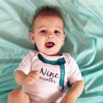 Logan John (nine months)