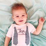 Logan John (ten months)