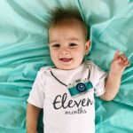 Logan John (eleven months)