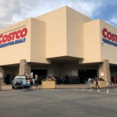 Costco Military Hour