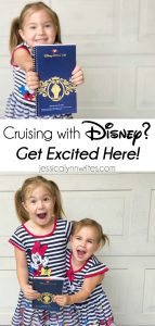 Going on a Disney cruise and looking for some ways to build the excitement? Look no further for some fun ideas to make the time on land pass quickly!