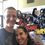 Ant Man and the Wasp (a Day Date)
