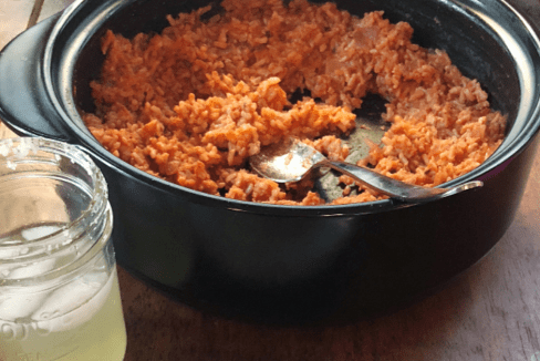 Super Easy Spanish Rice