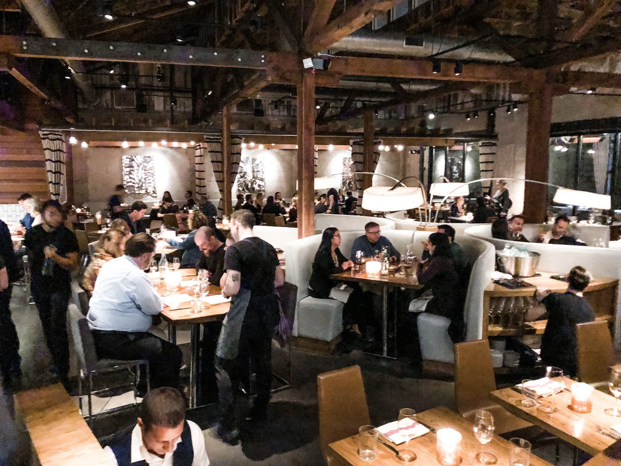 Juniper and Ivy in San Diego is the perfect date-night spot for modern cuisine in a fun atmosphere